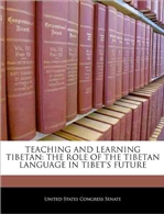 Teaching and Learning Tibetan