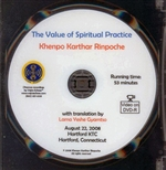 Value of Spiritual Practice