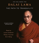 Path to Tranquility, Audio CDs <br> By: Dalai Lama