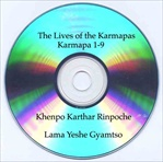 Lives of The Karmapas, Khenpo Karthar Rinpoche