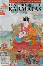 History of the Karmapas: The Tibetan Masters with the Black Crown