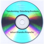 Transforming Disturbing Emotions