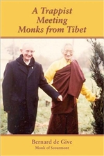 Trappist Meeting Monks from Tibet