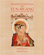 Buddhist paintings of Tun-Huang in the National Museum, New Delhi <br> By: Lokesh Chandra & Nirmala Sharma