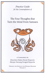 Four Thoughts that Turn the Mind From Samsara