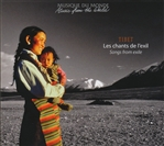Tibet: Songs from Exile, CD