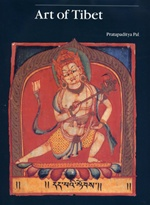 Art of Tibet: LA Museum Catalogue <br> By: Pal Pratapaditya