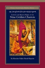 Turning the Wisdom Wheel of the Nine Golden Chariots