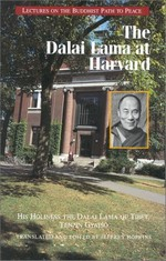 Dalai Lama at Harvard