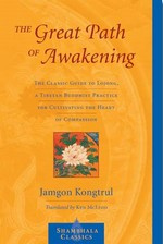 Great Path of Awakening <br> By: Jamgon Kongtrul