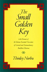 Small Golden Key <br>  By: Thinley Norbu