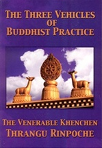 Three Vehicles of Buddhist Practice
