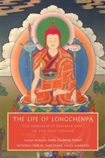 Life of Longchenpa The Omniscient Dharma King of the Vast Expanse