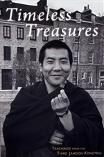 Timeless Treasures: Teachings from the Third Jamgon Kongtrul<br>Jamgon Kongtrul