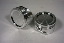 CP / ModMax 4.6 / 5.4 17CC Dished Pistons WITH RINGS
