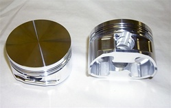 CP / ModMax 4.6 / 5.4 FLAT TOP Pistons WITH RINGS