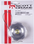 Drake Washer Fluid Cap Billet 05-09 Mustang