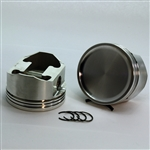 DSS Racing 4.6 5.4 2V 4V SX Series FLAT TOP 0cc Dished Piston Set