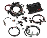 Holley EFI ECU & Harness FORD COYOTE W/O VVT