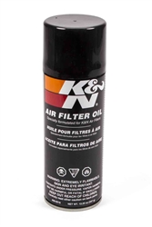 K&N Air Fltr Oil 12oz.Aeroso l