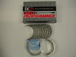 King HIGH PERFORMANCE Main Bearing Set ALUMINUM 4.6 Blocks