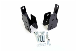 UMI Performance 2005-14 Mustang Control Arm Relocation Brackets