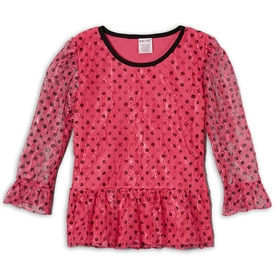 Wholesale S.W.A.K. Girls 4-6X Fashion Top