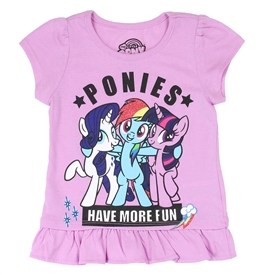 Wholesale MY LITTLE PONY Girls Toddler T-Shirt