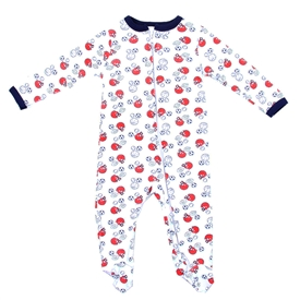 Wholesale WEEPLAY Boys 0-9M Newborn Coverall Sleeper