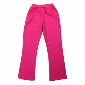 Wholesale Girls Basic Lightweight Fleece Pants