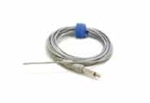 Mindray MR402 Reusable Temperature Probe, Pediatric/Neonatal, Esophageal/Rectal, Audio 0011-30-90441