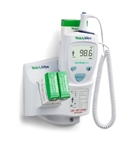 Welch Allyn SureTemp® Plus 690 Electronic Thermometer - Oral Probe w/ 9 ft Cord, Oral Probe Well, Wall Mount Bracket