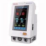 Schiller Tranquility VS Vital Signs Monitor w/ CO2 & SpO2