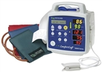 Criticare VitalCare Vital Signs Monitor w/ DOX SpO2, NIBP, HR and Printer