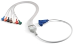 7-Lead Patient Cable for Welch Allyn HR-300