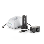 Welch Allyn KleenSpec 800 Cordless Illuminator System w/ Charging Station