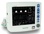 Criticare nCompass 8100H Vital Signs Monitor w/ IBP, CO2, Printer