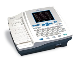Burdick Atria 6100 12-Lead Resting ECG Machine