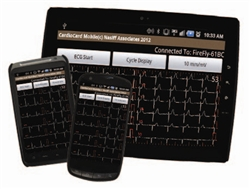 CardioCard Mobile ECG Machine