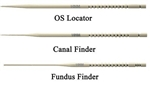 Bioteque OS/Canal/Fundus Cervical Dilator Set