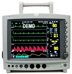 "VI-1210P 12.1"" Multi-Parameter Patient Monitor"