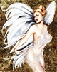 Janesko Greeting Card Ethereal