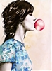 "Janesko Original Painting ""Pop"""