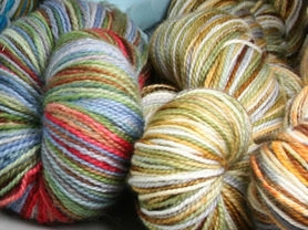 Spunky Yarn Club - International (outside North America)