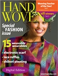 Handwoven magazine - 2011 - September/October