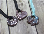 Pottery - Necklace - Skulls