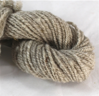 CVM Romeldale yarn - Sport - Aster - light tan - 200yds