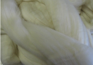 Merino - White (by the ounce)