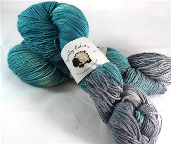 Kid Hollow 3 ply - MoKa Farm Yarn - Incognito