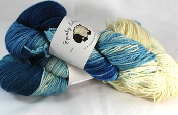 Kid Hollow 3 ply - MoKa Farm Yarn - Sugarloaf